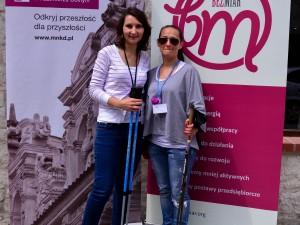 Dzielenie się wiedzą czyli Nordic Mentoring Walk