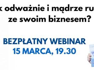 Bezpłatny webinar z Anią Kupisz-Cichosz