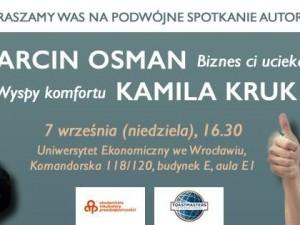 Spotkanie autorskie we Wrocławiu – 7 września 2014